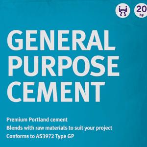 Builders Cement General Purpose - Lo Pilato Bros Landscaping Supplies